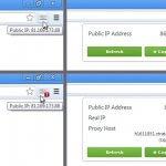 Chrome extensie: bekijk je IP adres