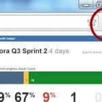 Chrome Extensie: Jira Agile Sprint Checker