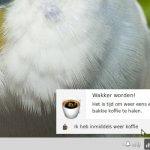 Chrome extensie: CoffeeCounter (Coffee Countdown)